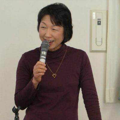 小野真裕美先生