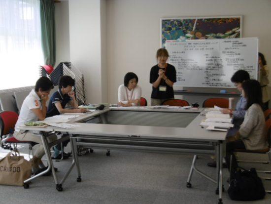放課後児童会、第6回4児童会合同ミーティング
