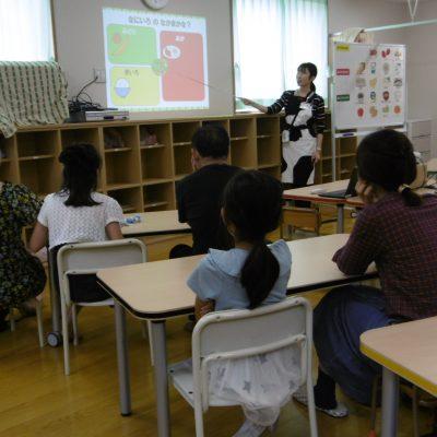 放課後児童会親子講座
