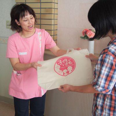 木村産科・婦人科の出産祝い品1