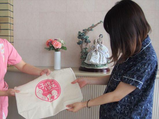 木村産科・婦人科の出産祝い品3