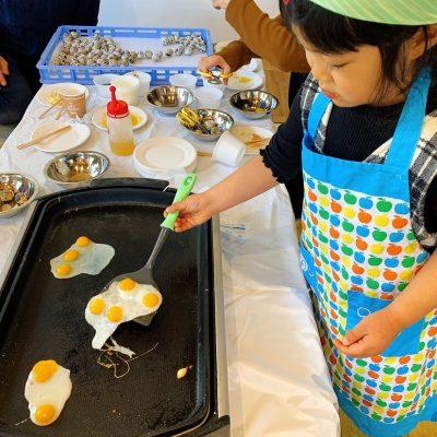 うずらの卵パーティー1